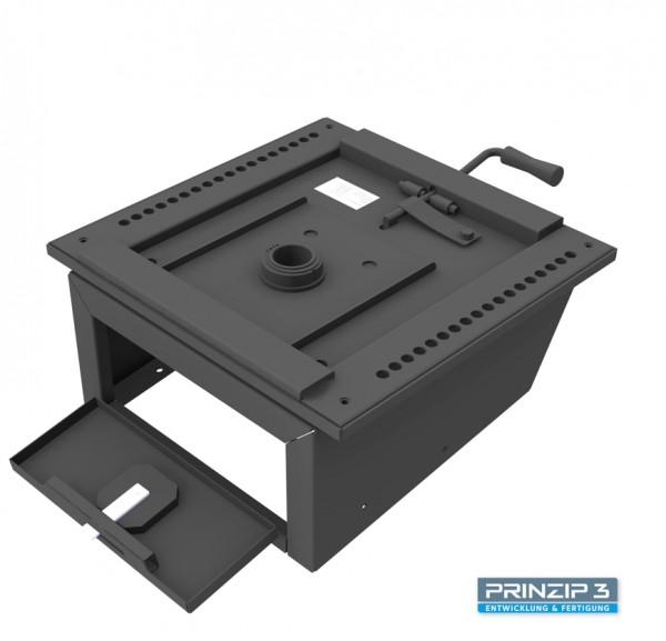 drehkonsole plus abschlie barer kasten mit abe f r vw t5. Black Bedroom Furniture Sets. Home Design Ideas